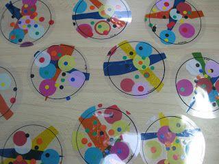 3 activitats sobre Kandinsky! Genials!