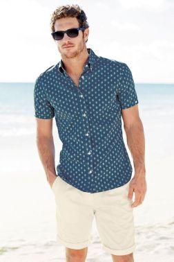 Cool beach men outfits