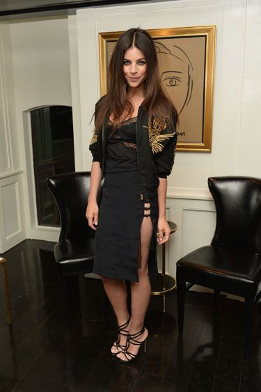 Casadei Dinner Celebrating Resort 2014 Hosted by Julia Restoin Roitfeld - Julia Restoin Roitfeld