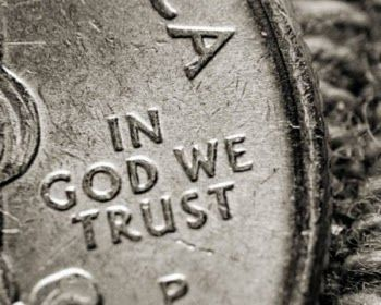 """April 22 – Act authorizing """"In God We Trust"""" on U.S. coin signed into law"""