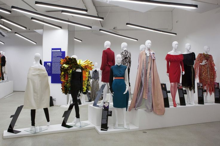 The Design Museum in London Mounts 'Women Fashion Power' - Slideshow