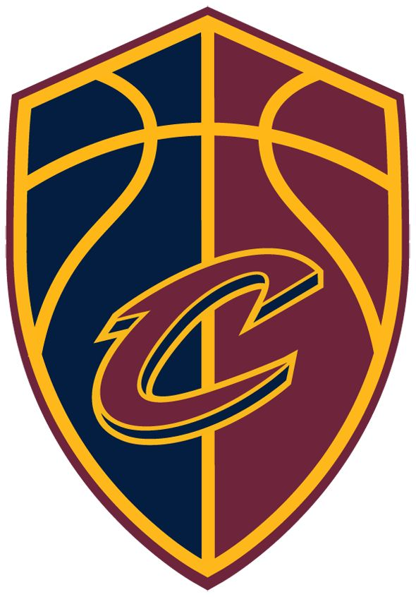 Cavs Shield 2, new logo set for 2017/18, check out sportslogos.net for all the info
