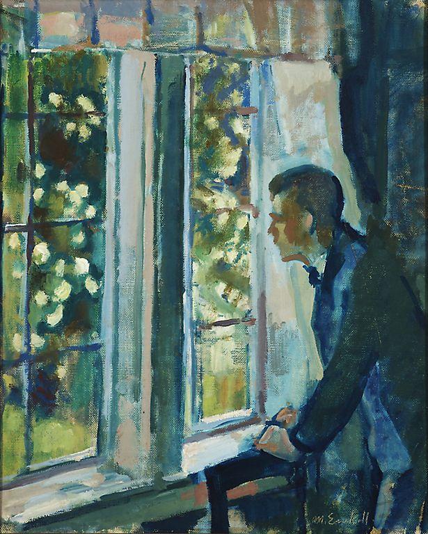 by Magnus Enckell. Finnish (1870-1925)