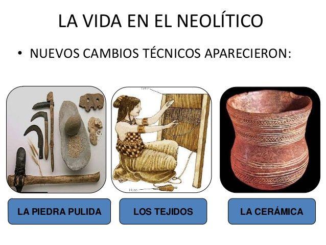 Paleolitico Y Neolitico