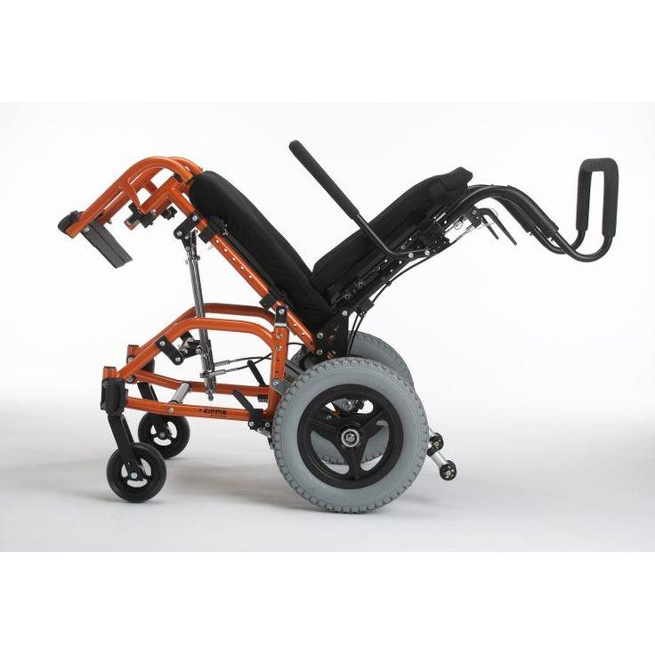 Zippie TS Pediatric Wheelchair