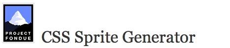 Sprite Generator: spritegen.website-performance.org