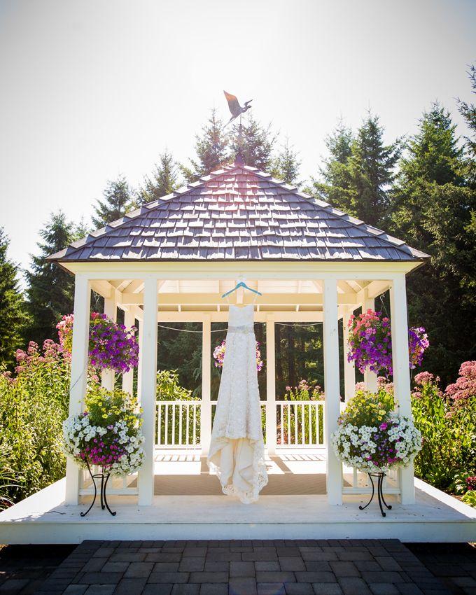 25 Best Ideas About Outdoor Wedding Gazebo On Pinterest