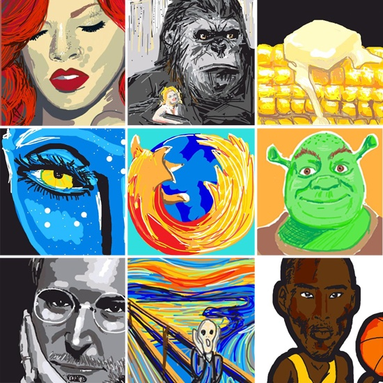 163 Really (really!) Awesome Draw Something Pictures