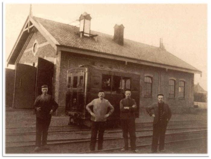 Station te Lemmer