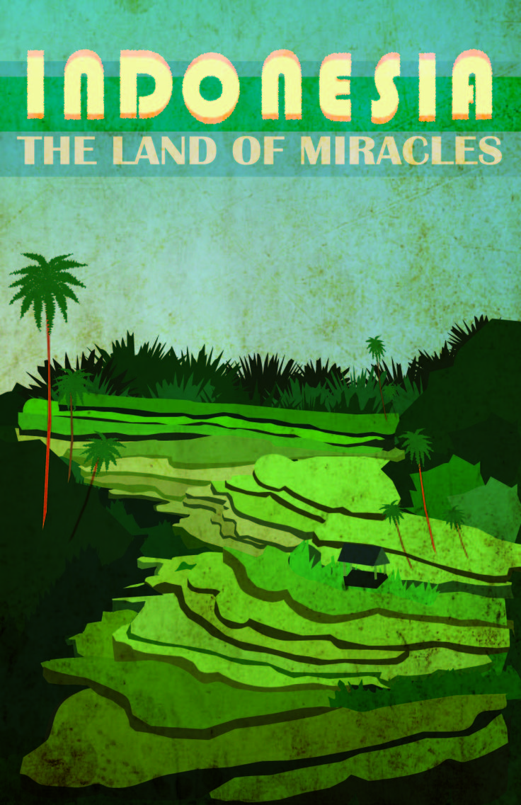 Indonesia, The Land of Miracles
