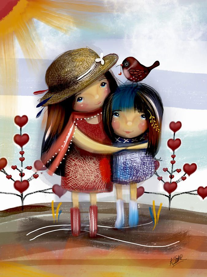 """""""Love And Friendship"""" by Karin Taylor"""