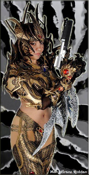 Witchblade Dragoncon 2012