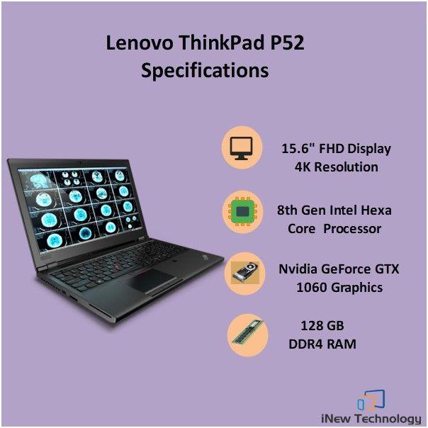 Meet a Revolutionary Laptop From Lenovo- ThinkPad P52