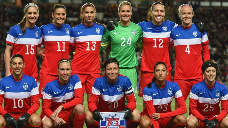2015 usa womens soccer schedule | Where to watch 2015 Women's World Cup: Team USA TV schedule - Zap2it ...