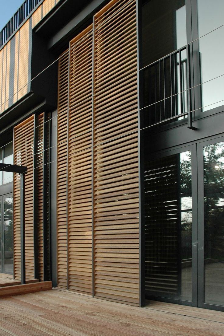 Exterior window wall design  best projects to try images on pinterest  architects
