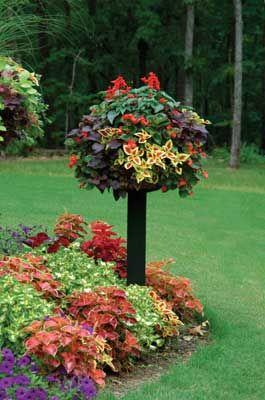 Pamela Crawford Border Column Kit Multilevel Gardening