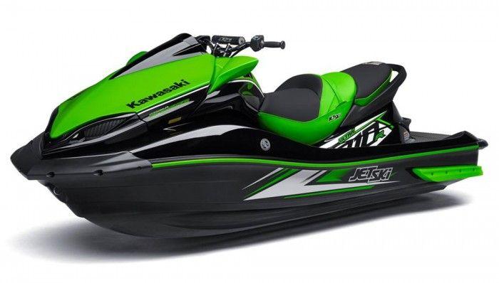 2016 Kawasaki Jet Ski Ultra 310R Review - Personal Watercraft