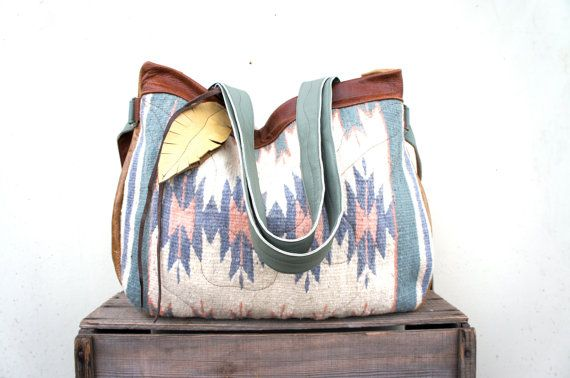 NEW///JOSEPHINE In Southwestern Tapestry with Teal by arebycdesign,