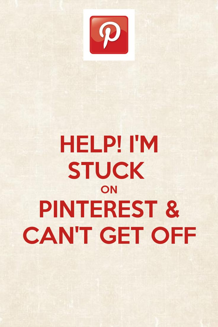 HAHAHAHA! xD________________           HELP! I'M STUCK ON PINTEREST & CAN'T GET OFF