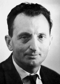 "Alexander Prokhorov (1916-2002) | Winner of the Nobel Prize in Physics (with Nikolai Basov and Charles H. Townes) in 1964 ""for fundamental work in the field of quantum electronics, which has led to the construction of oscillators and amplifiers based on the maser–laser principle"" 