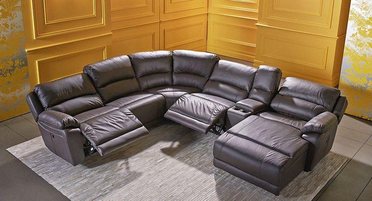 Catalina modular recliner lounge