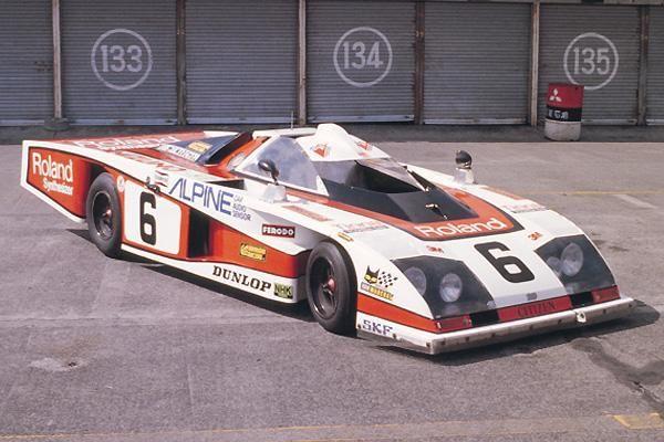 1980 Dome Zero RL80