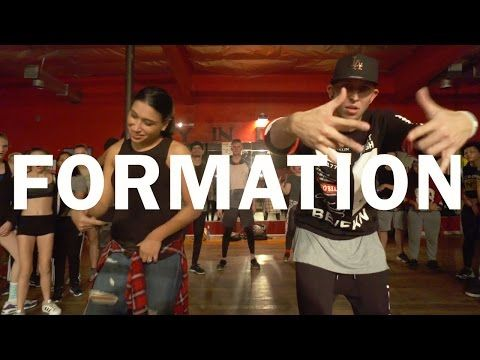 "Favorite dance of his that he has ever done. ""FORMATION"" - Beyonce Dance 
