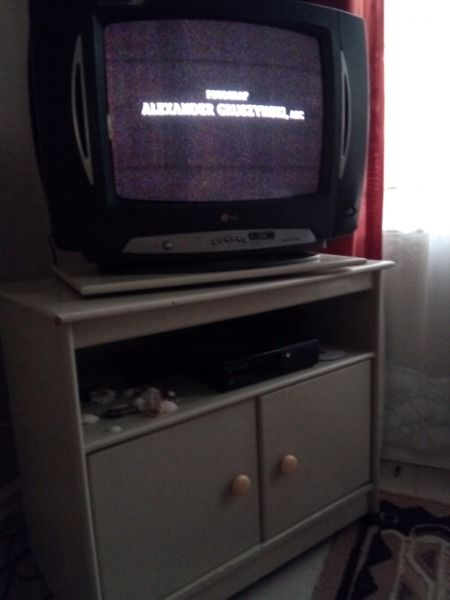 TV Stand Swivel Top