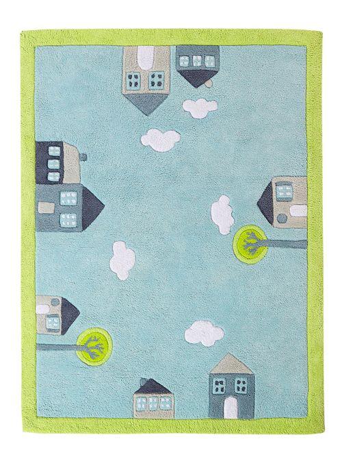 10 alfombras infantiles para jugar 10 alfombra para - Alfombra bebe ikea ...