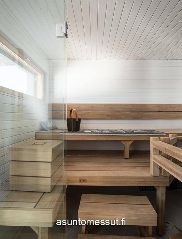 6 Särkänherra - Sauna | Asuntomessut