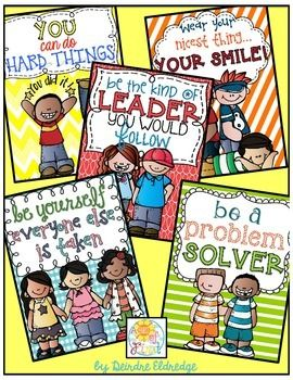 FREE - Positive Posters!