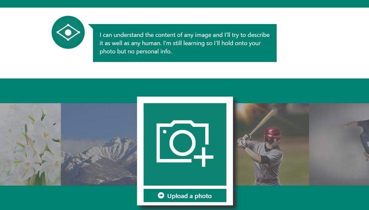 #Multimedia #imágenes #microsoft Este es el sistema de Inteligencia Artificial de Microsoft que reconoce imágenes
