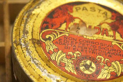 イタリア雑貨 | 缶 | イタリア製ヴィンテージ缶