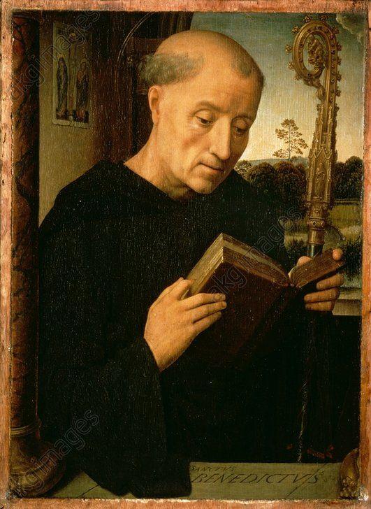 Der Heilige Benedikt