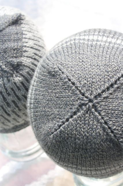 38 best Knitting: Shaping the Crown of a Hat - decreasing images ...