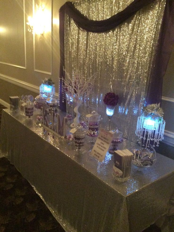 creative creations lighting. the amazing candy buffet created by yours truly creative creations lighting