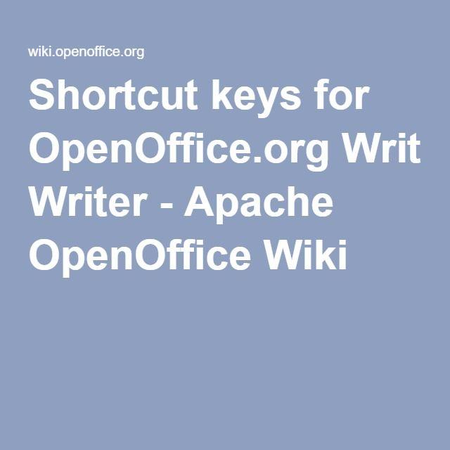 The 25+ best Apache openoffice ideas on Pinterest Open office - open office resume