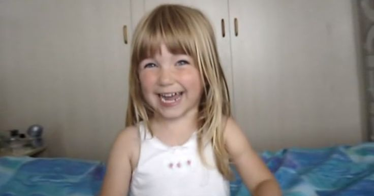 A Three-Year-Old Girl With A True Yorkshire Accent Gets Interviewed :)-great accent video