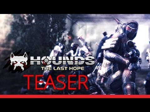 GamesMediaPro | Korea invades Europe. Hounds The Last Hope is here