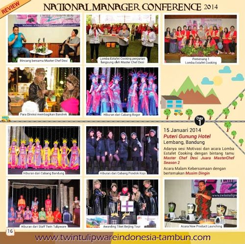 Review National Manager Conference 2014