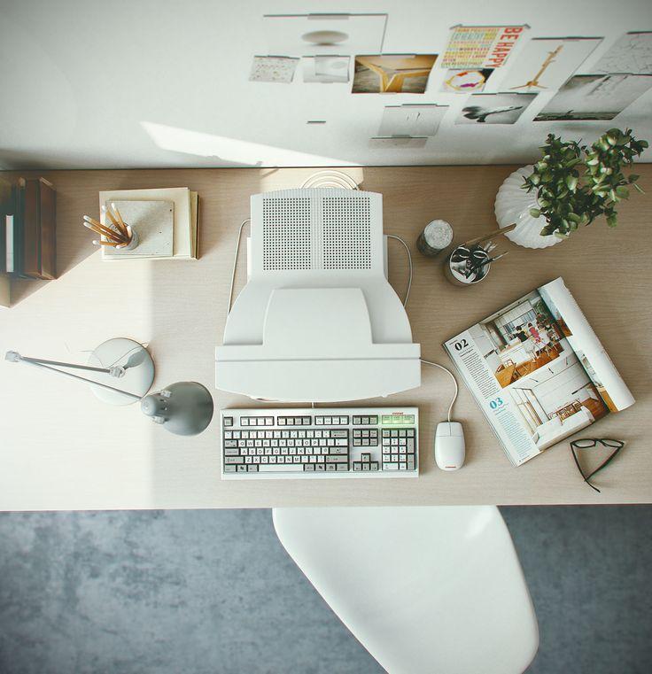 Workbench on Behance