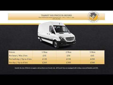 Man and Van Oxford - YouTube
