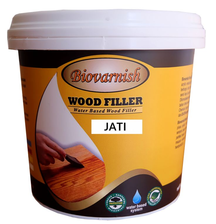Biovarnish wood filler adalah water based acrylic wood filler yang efektif menutup pori-pori dan memperbaiki tekture permukaan kayu. #catkayu #waterbased #catwaterbased #waterbase #hobikayu #woodworking #wwi #woodworkingindonesia #acrylicpaint #painting #wood #wooden #diy #furniture #mebel #meubel #furnitur #kayu #biovarnish #bio #bioindustries