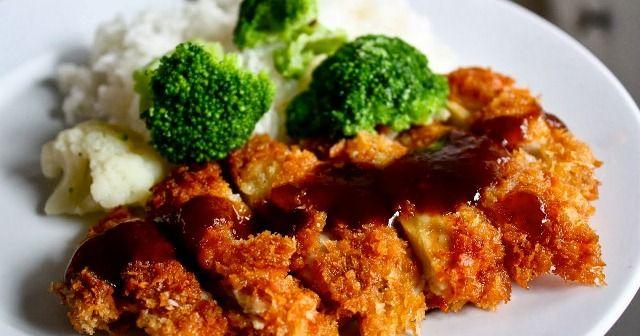 Resep Chicken Katsu Ala Hoka Hoka Bento Lezat