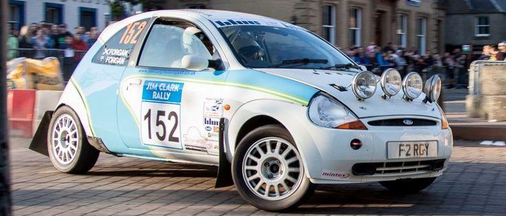Resultado De Imagen Para Ford Ka Rally