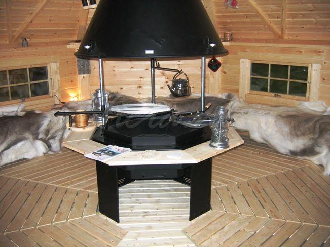 Polar Grill | Ticra Buitenleven