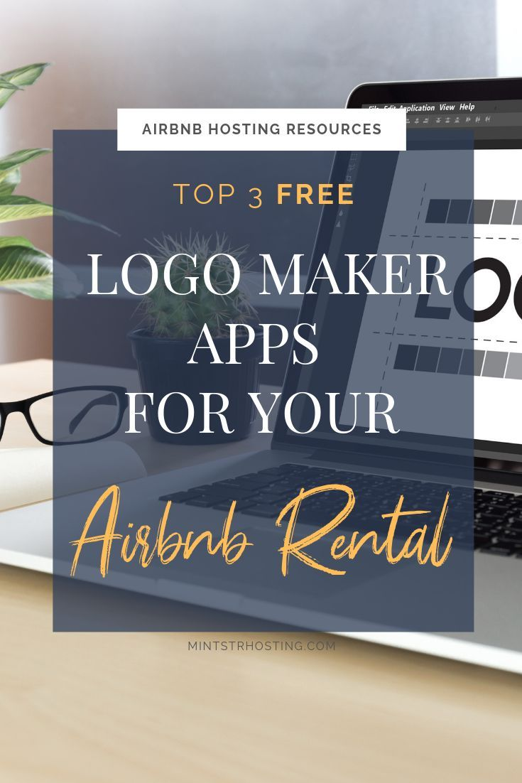 Top 3 Free Logo Maker Apps for Your Vacation Rental