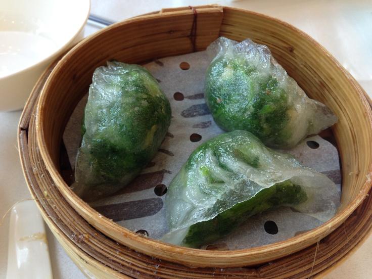 Chinese Leek Dumpling @ V Cuisine