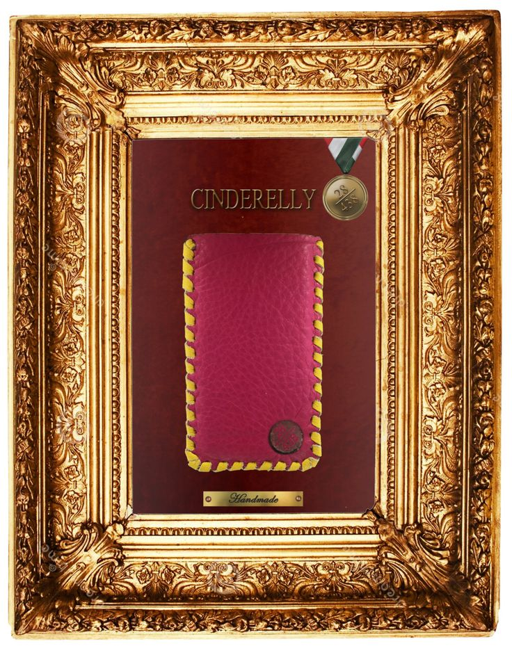 CINDERELLY Exclusive handmade iPhone 6  genuine leather case FREE SHIPPING by 28438 on Etsy