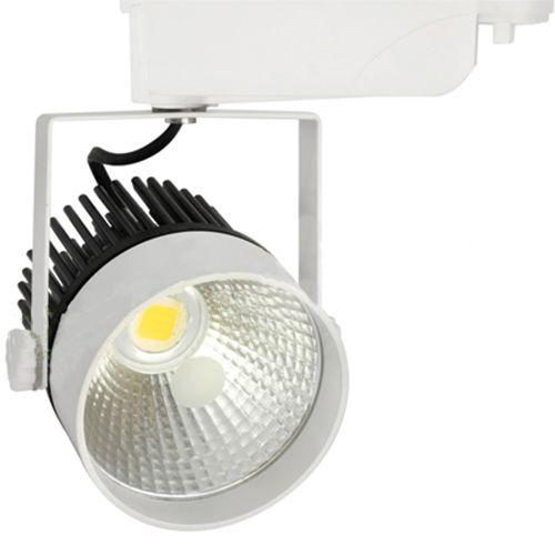dienergyled.ro - becuri LED, benzi LED, tuburi LED, spoturi LED - Proiector LED COB 12W, 220V, de interior, lumină albă caldă - Proiectoare-cu-led - proiectoare-cu-led-de-interior - pe-sina